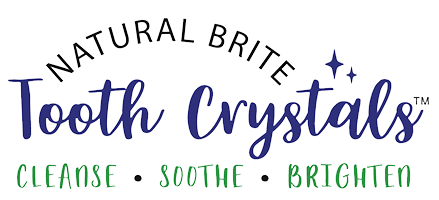 Natural Brite Tooth Crystals
